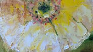 Sunny - oil on canvas